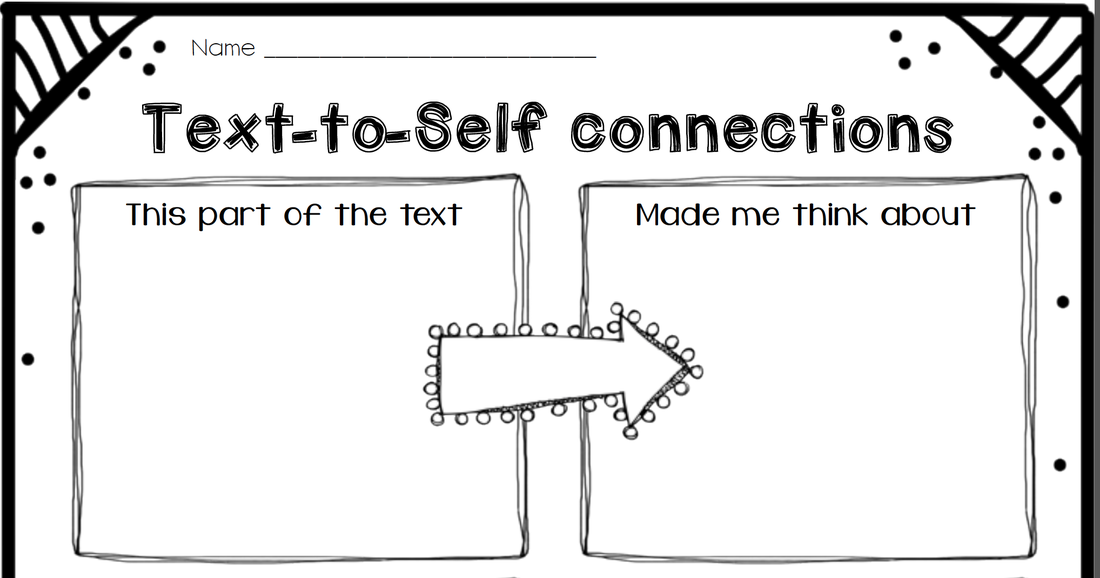 Making Connections While You Read Cruisin Through 4th Grade